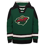 Adidas Ageless Must Have Pullover Hoody - Minnesota Wild - Youth