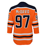 Adidas Edmonton Oilers Replica Jersey - Connor Mcdavid - Youth