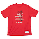 CCM Preferred Short Sleeve Tee Shirt - Youth