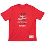 CCM Preferred Short Sleeve Tee Shirt - Youth