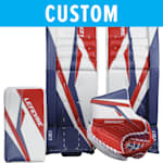 Lefevre Custom L12.1 Goalie Leg Pads - Senior