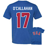 Streaker Sports 1980 Jack O'Callahan Miracle USA Hockey Jersey Tee - Adult