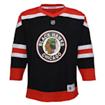 Adidas Chicago Blackhawks Reverse Retro Replica Jersey - Youth
