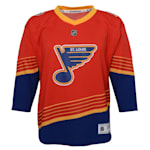 Adidas St. Louis Blues Reverse Retro Replica Jersey - Youth