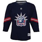 Adidas New York Rangers Reverse Retro Replica Jersey - Youth