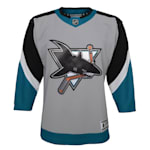 Adidas San Jose Sharks Reverse Retro Premier Jersey - Youth
