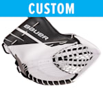 Bauer Custom Supreme UltraSonic Goalie Glove - Senior