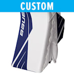 Bauer Pro Custom Supreme Ultrasonic Goalie Blocker - Senior