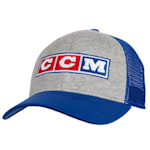 CCM 3 Block Mesh Adjustable Trucker Cap - Adult