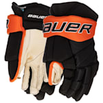 Bauer Vapor Team Pro Hockey Gloves - Senior
