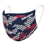 Bauer Reversible Fabric Face Mask - Navy