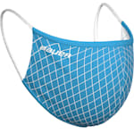 Bauer Reversible Fabric Face Mask - Blue