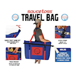 Sauce Toss Travel Bag