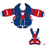 Bauer Pro Series Goalie Chest Protector - Custom Design - Senior