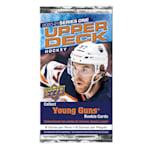 UpperDeck 2020-2021 NHL Series One Trading Cards