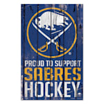 Wincraft NHL Wood Sign - Buffalo Sabres