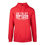 Levelwear Dugout Podium Hoodie - Detroit Red Wings - Adult