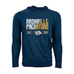 Levelwear Splitter Armstrong Hoodie - Nashville Predators - Adult