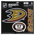 Wincraft 3 Pack Magnet - Anaheim Ducks