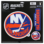 Wincraft 3 Pack Magnet - NY Islanders