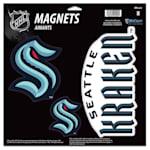 Wincraft 3 Pack Magnet - Seattle Kraken