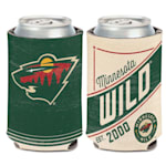 Wincraft Retro Can Cooler - Minnesota Wild
