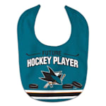 Wincraft Future Player Bib - San Jose Sharks