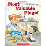 Most Valuable Player - Hockey Book