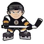 D.F. Sports NHL Lil Sports Brat Car Magnet