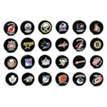 InGlasco NHL Basic Logo Puck