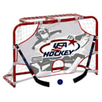 USA Hockey Mini Hockey Set w/ Target