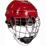 Bauer RE-AKT Hockey Helmet w/Cage