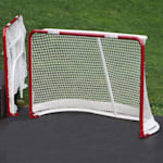 EZ Goal 6x4 Folding Metal Hockey Goal