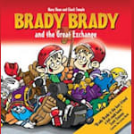 Brady Brady and The Great Exchange Children's Book