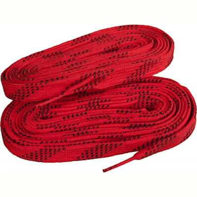 Red/Black (Pro X7 Wide Hockey Skate Laces)