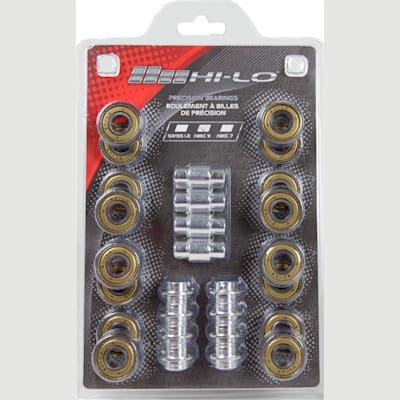 Hi Lo Abec 7 608 Bearings (Mission Hi-Lo 608 ABEC 7 Bearings)