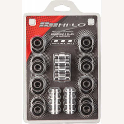 Swiss Bearings (Mission Hi-Lo Swiss LE 608 Bearings)