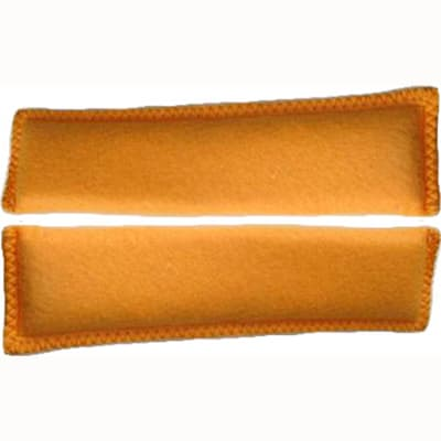 Orange Sweatbands (Sham Sweatbands Original 2 Pack)