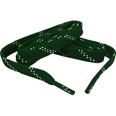 Green/White (Bari Boot Laces)