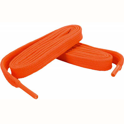 Neon Orange (Bari Boot Laces)