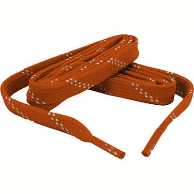 Orange/White (Bari Boot Laces)