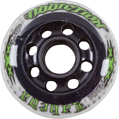 Black/Green (Labeda Addiction Inline Wheel)