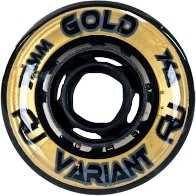 Gold (Revision Variant Gold Inline Hockey Wheel [X-SOFT])
