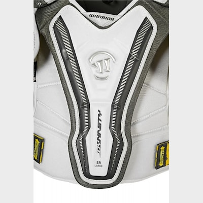 (Warrior Dynasty AX1 Shoulder Pads - Senior)