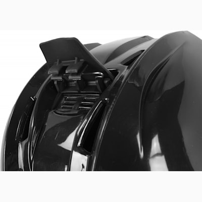 Black (Bauer IMS 9.0 Hockey Helmet Combo)