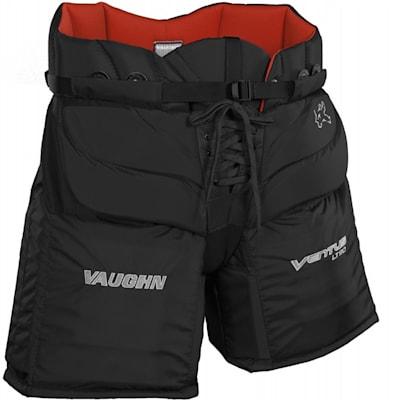 Black (Vaughn Ventus LT90 Goalie Pants - Senior)