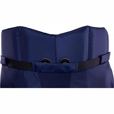 HD Foam Adds Great Protection (Vaughn Ventus LT90 Goalie Pants - Senior)