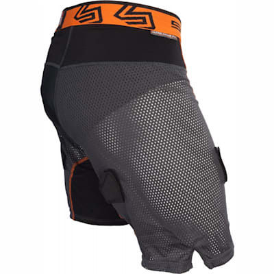 Side View (Ultra Hybrid Hockey Shorts w/ Ultra Carbon Flex Cup - Senior)