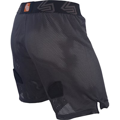 Back Detail (Shock Doctor Core Loose Hockey Jock w/ Bio-Flex Cup - Boys)