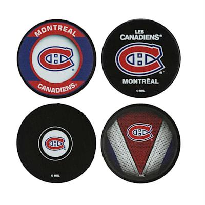 (Sher-Wood NHL Team Coasters Pack)